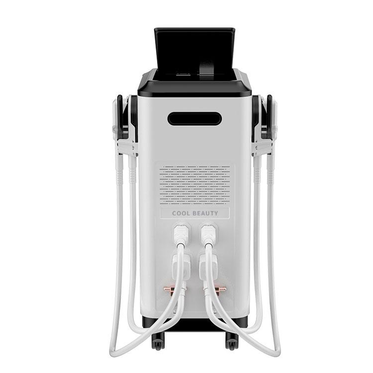 2in1 Cryo360 Tesla Machine